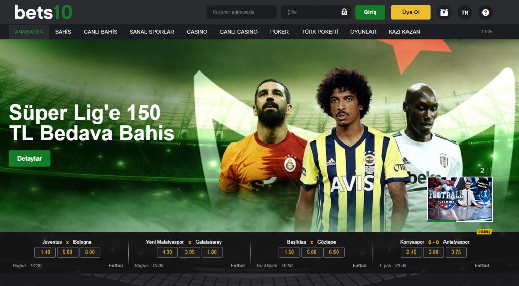 Bets10 giriş Türkiye'de gerçekten çok basit